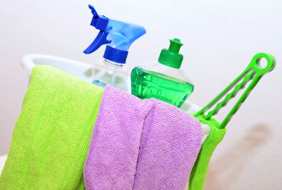 Houston Luxury Apartment Cleaning Tips