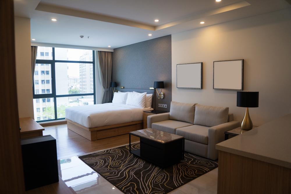 Studio apartments in Houston, TX