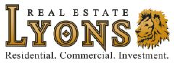 Lyons Real Estate: Residential. Commercial. Investment. Select to go to home page.
