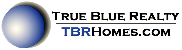 True Blue Realty Logo