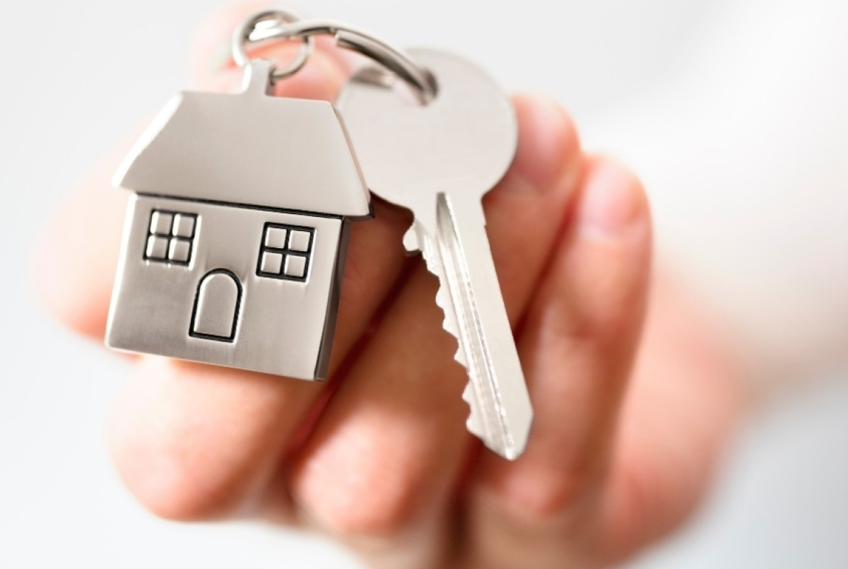 We Get You Your Home Keys As Quickly As Possible!