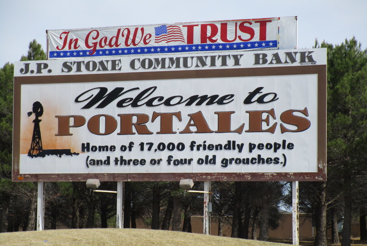 Welcome to Portales