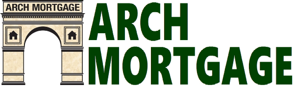Arch Mortgage Logo - Link to Home Page at Arch Mortgage dot com