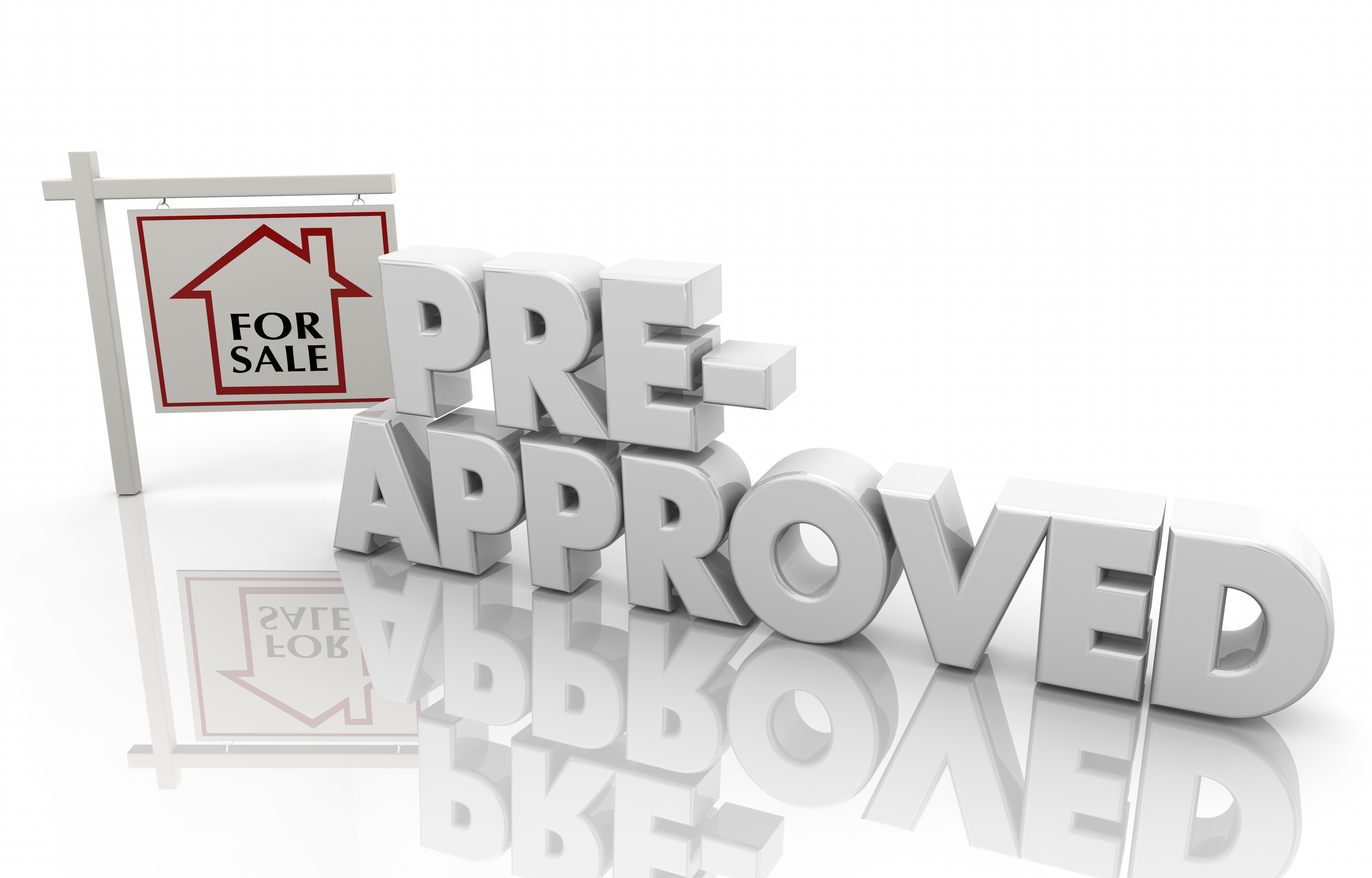 Pre-approval for a home loan before you find a house can greatly improve your odds of getting the home you want.